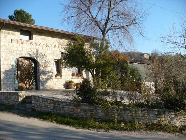 Azienda agricola biologica Corbo Fontana Reale